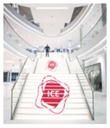 ICE Stair Branding – Display on step risers (Level 0 Front)