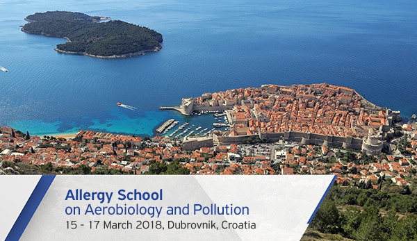 Allergy School on Aerobiology and Pollution