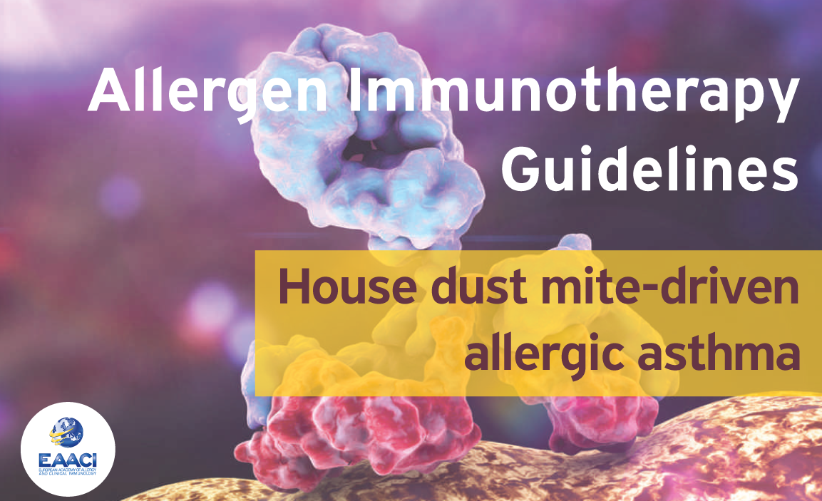 EAACI guidelines on AIT: Allergic Asthma