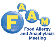 FAAM 2018, Food Allergy and Anaphylaxis Meeting