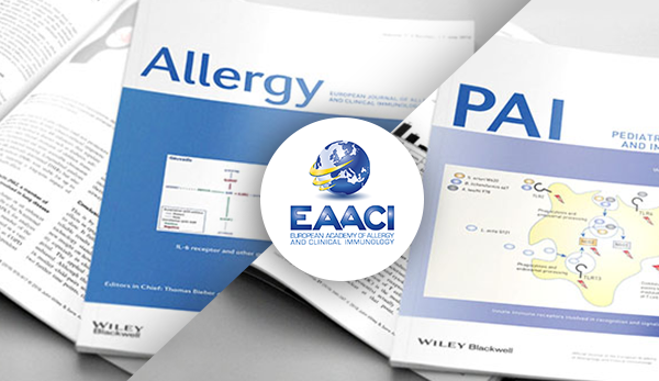 EAACI RECRUITS NEW EDITORS-IN-CHIEF FOR ITS JOURNALS ALLERGY AND PAI