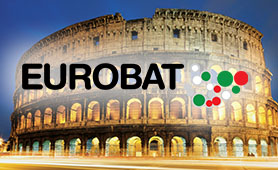 EuroBAT 2016: Abstract submission extended until 28 August 2016