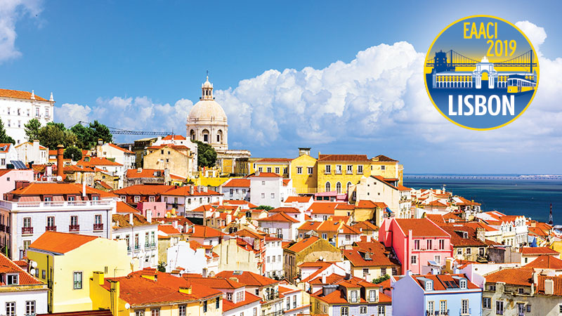EAACI Congress 2019 in Lisbon!