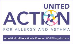 "EAACI is co-launching ""United Action for Allergy and Asthma"" - A political Call to Action in Europe"